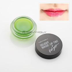 Son dưỡng môi Delight Magic Lip Tint Tonymoly