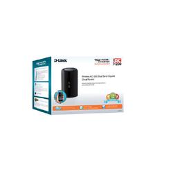 Thiết Bị Phát Sóng Wifi D-Link DIR-850L