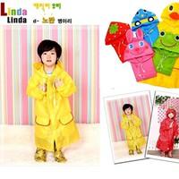 Áo mưa trẻ em Linda xuất Nhật