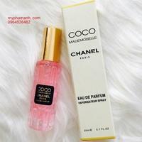 Nước Hoa Chiết sách tay Chính Hãng pháp Chanel Coco Mademoiselle 20ml