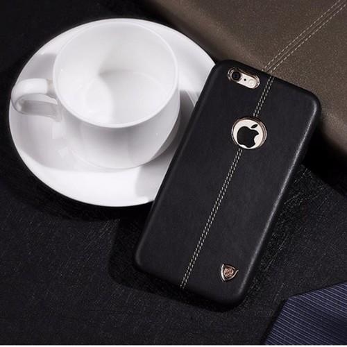 Ốp lưng  iPhone 6 và 6S ,đa năng, Englon Leather Cover, NILLKIN