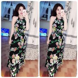 HÀNG NHẬP CAO CẤP - Đầm maxi nữ sành điệu