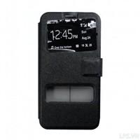 Bao da Samsung Galaxy J2 lưng dẻo hiệu Onjess - Màu đen