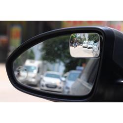 Gương cầu lồi 360 dành cho ô tô - Vuông
