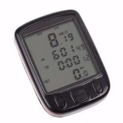 Đồng hồ tốc độ xe đạp Sunding 563A Có hộp