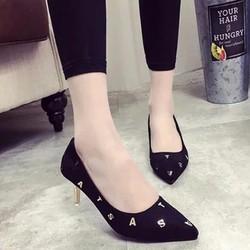 HÀNG NHẬP CAO CẤP - Giày cao gót sang trọng