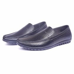 Giày da lười đục lỗ GL82.5 sành điệu
