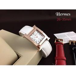 Đồng hồ HERMES dây da