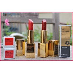 Son Collagen Ampoule Lipstick của The Face Shop