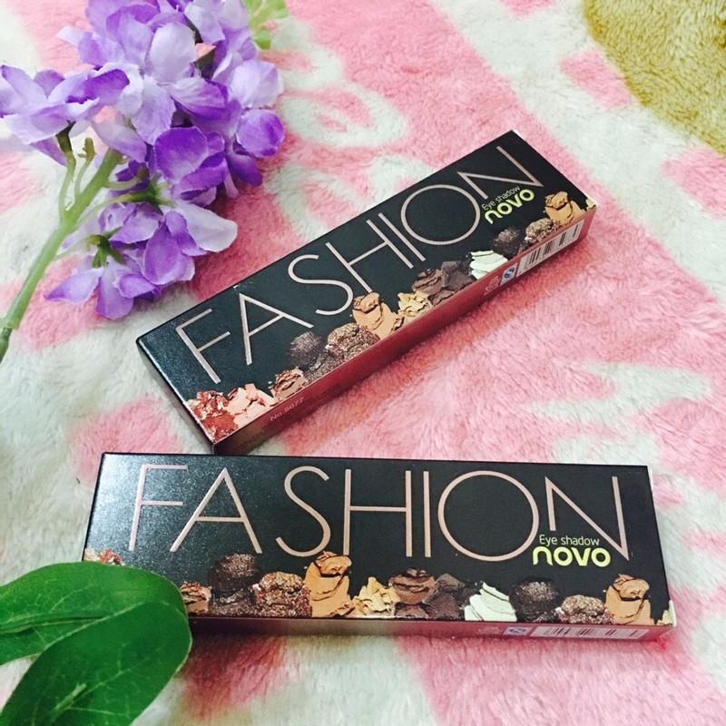 [KMS] Bộ Phấn Mắt 10 Màu Novo Fashion 2