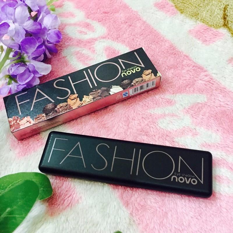 [KMS] Bộ Phấn Mắt 10 Màu Novo Fashion 4