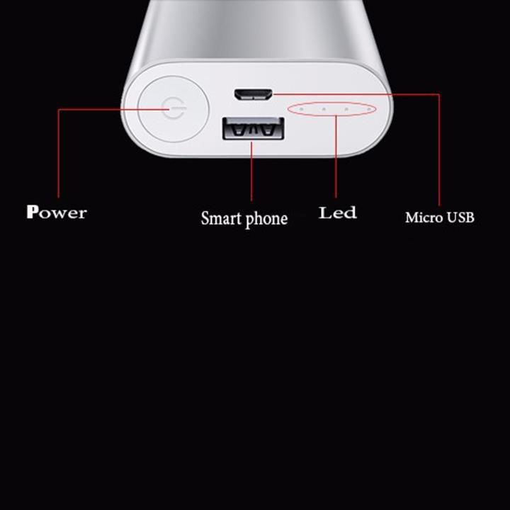 Sạc Dự Phòng Chính Hãng Xiaomi 10000mAh 2