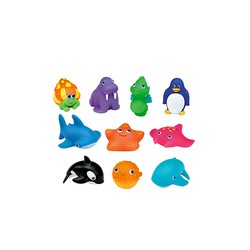 Munchkin 10 sinh vật biển