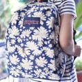 Balo Jansport hoa