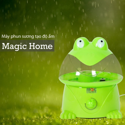 may phun suong tao am magic home