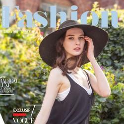nón mũ rộng vành nữ Black chống tia UV  thời trang cao cấp
