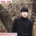 Tóc Giả Nam Hàn Quốc - D8