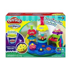 Play-Doh A0318 - Tiệm bánh vui vẻ