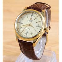 Đồng hồ nam ROLEX Celini dây da cao cấp RL223