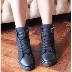Giày Boot Phong Cách Hàn Quốc N010