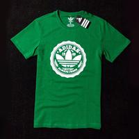 Áo Thun Nam A.D.I.D.A.S Logo Tròn 2016
