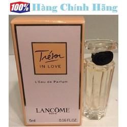 Nước hoa chính hãng - Nước hoa nữ mini LANCÔM Tresor In Love 5ml - NH7