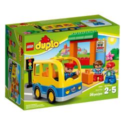 Bộ lắp ráp Lego Duplo 10528 - Xe Buýt Trường Học