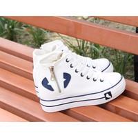 Giày Bánh Mì Cao Cổ N007