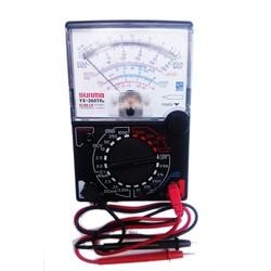 Đồng hồ đo kim vạn năng VOM SamWa 360 đế da