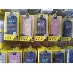 Ốp lưng IPHONE 5S,5 như tường gạch đổi màu, hiệu iSEN