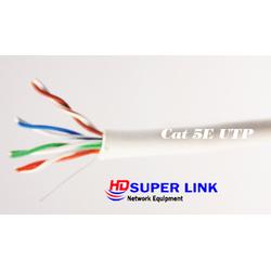 Cáp mạng Super Link UTP CAT5E CCA 305m