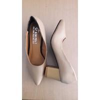 Giày cao gót nữ đế vuông 5P