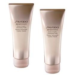 Sữa rửa mặt Shiseido Benefiance Extra Creamy Cleansing Foam 30ml-MP791