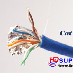 Cáp mạng Super Link FTP CAT5E 305m chống nhiễu 1 lớp