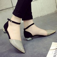 giày kiểu lạ xinh đẹp đứng lâu hok đau chân bạn tha hồ tung tăng-154