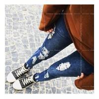 Quần jeans skinny rách Mã: QD1105