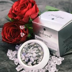 Serum dưỡng trắng da chống lão hóa Sakura Placenta COQ10 serum