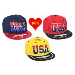 Mũ hiphop USA MH 52
