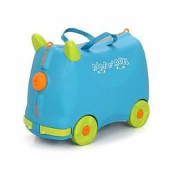 Vali Kosgroup màu xanh dương, vali Trunki phiên bản mới
