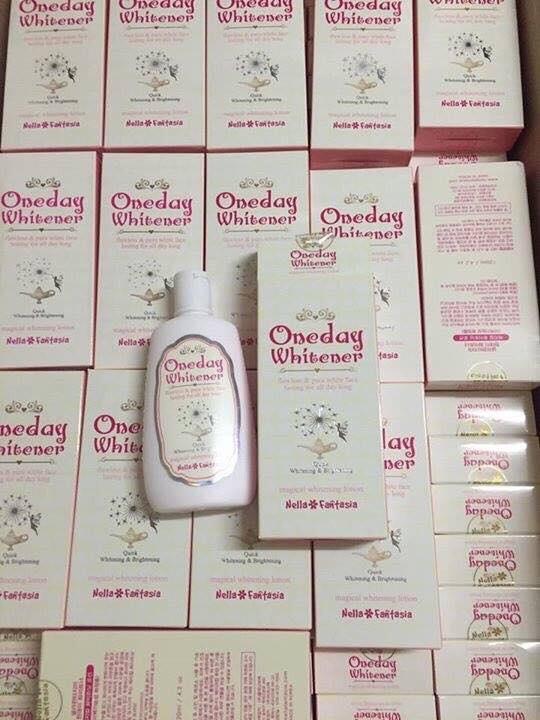 Kem Dưỡng Trắng Da Oneday Whitener Magical Whitening Cream Korea 5