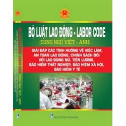 Luật lao động song ngữ Việt Anh 2016