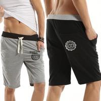 Quần nam shorts thun - 128