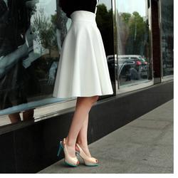 Chân váy xòe cao cấp cực sang trọng cho bạn gái