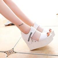 Giày sandal bánh mì 2016 G-518
