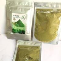 Bột trà xanh Matcha nguyên chất Kiss You Organics 100g