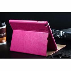 Bao da iPad mini 1-2-3 hiệu Kaiyue mẫu Da