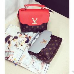 Túi xách thời trang mẫu mới nhất, LV sang đẹp điệu