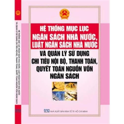 Hệ thống mục lục ngân sách nhà nước - 3926649 , 3118369 , 15_3118369 , 335000 , He-thong-muc-luc-ngan-sach-nha-nuoc-15_3118369 , sendo.vn , Hệ thống mục lục ngân sách nhà nước