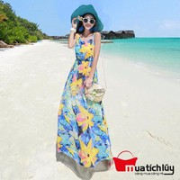 MTL - Đầm Maxi Holiday MX61