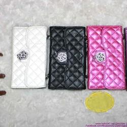 Bao da iphone 5 hình chiếc xách dễ thương OP107